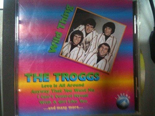 Bild 1: Troggs, Wild thing (compilation, 16 tracks, 1993, WZ)