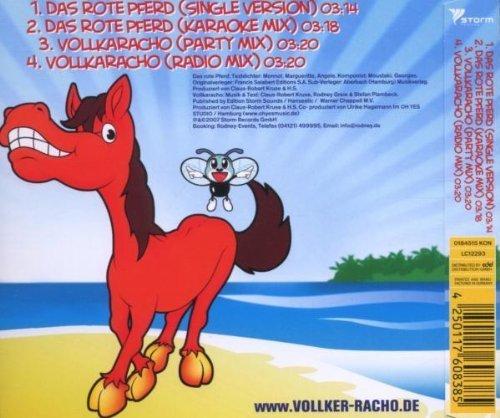 Bild 2: Vollker Racho, Das rote Pferd (2007)