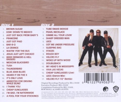 Bild 2: ZZ Top, Rancho Texicano-The very best of (1972-92/2004)