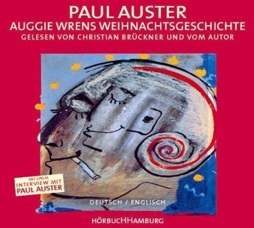 Bild 1: Paul Auster, Auggie Wrens Weihnachtsgeschichte (Leser: Christian Brückner & Autor)