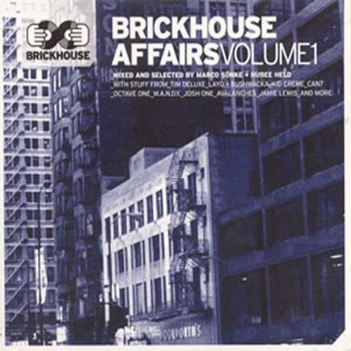 Bild 1: Brickhouse Affairs 1 (mixed, 2003, digi), Avalanches, Can7, Ben Hart, M.a.n.d.y., Kid Alex..