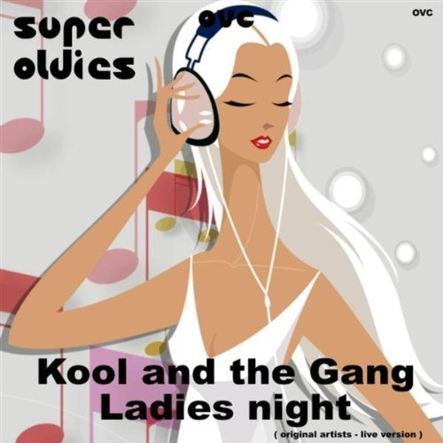 Bild 1: Kool & the Gang, Ladies' night (compilation, 14 tracks, 2000, Road Classics)