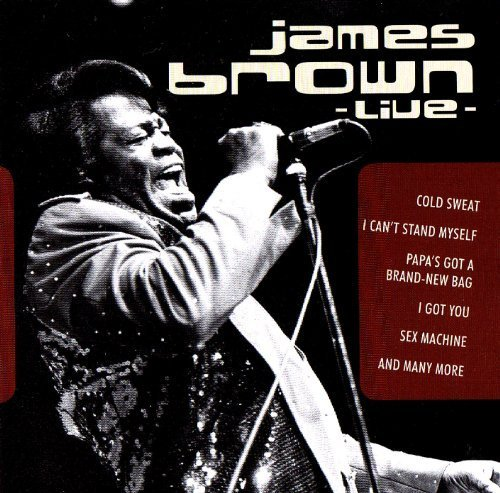 Bild 1: James Brown, Live (#fu1037)