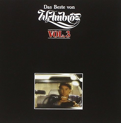 Bild 1: Wolfgang Ambros, Das Beste von 3 (1989, Bellaphon)
