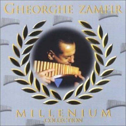 Bild 1: Gheorghe Zamfir, Millenium collection (1999, & Nicolaf Licaret)