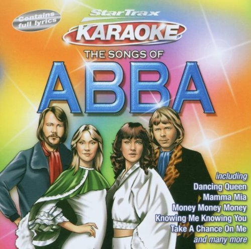 Bild 1: Abba, Karaoke-The songs of (2002, StarTrax)