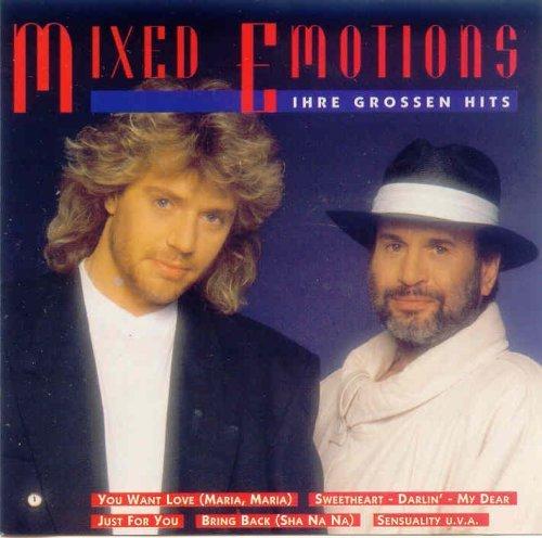 Bild 1: Mixed Emotions, Ihre grosssen Hits (16 tracks, 1994, EMI)