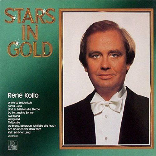 Bild 1: René Kollo, Stars in Gold