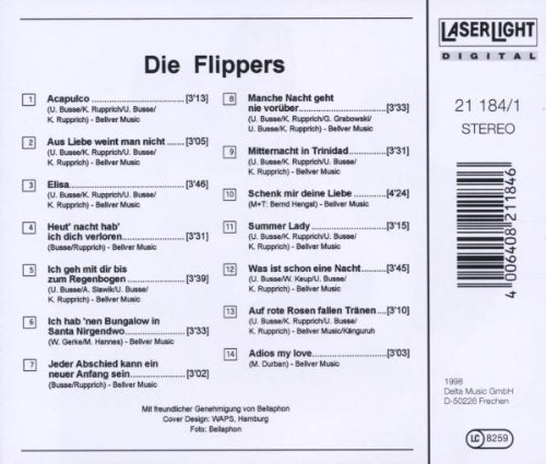 Bild 2: Flippers, Same (#laserlight21184/1)