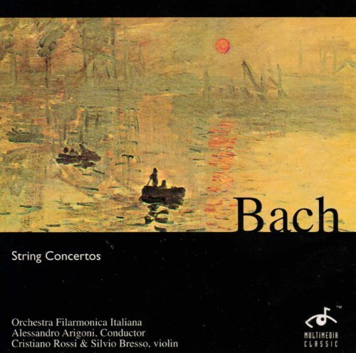 Bild 1: Bach, Streichkonzerte, BWW 1041-1043 (MMC, 1996) (Orch. Filarmonica Italiana/Arigoni, C. Rossi..)