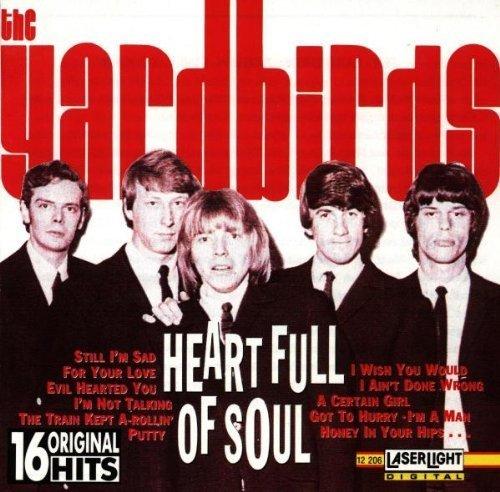 Bild 1: Yardbirds, Heart full of soul (#laserlight12206)