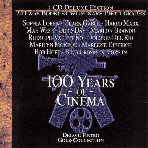 Bild 1: 100 Years of Cinema (Dejavu Retro), Al Jolson, Marlene Dietrich, Sophia Loren..