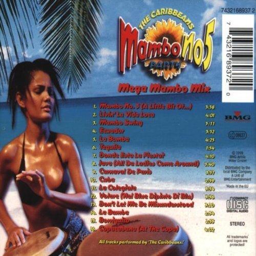 Bild 2: Caribbeans, Mambi no. 5 (1999)