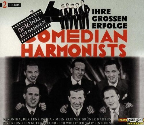Bild 1: Comedian Harmonists, Ihre grossen Erfolge (1998)