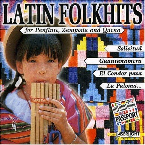 Bild 1: Latin Folkhits for Panflute, Zampoña and Quena, Jose Zariz, Maipu, Camino de Lobo..