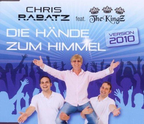Bild 1: Chris Rabatz, Die Hände zum Himmel 2010 (feat. The Kingz)