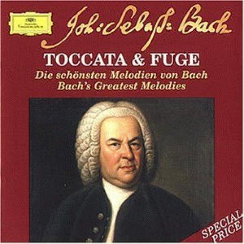 Bild 1: Bach, Toccata & Fuge-Die schönsten Melodien (DG, 1968-81/90) (Orpheus Chamber Orch., Wilhelm Kempff, Peter Schreier..)