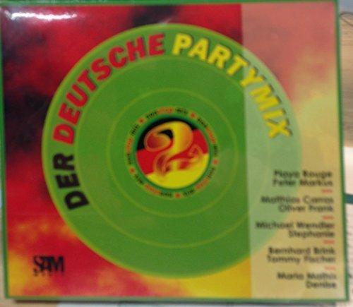 Bild 1: Der Deutsche Party-Mix 2 (2005, #zyx/fyn0339), Tommy Fischer, Andreas Martin, Bernhard Brink, Denise..