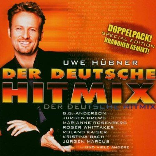 Bild 1: Der Deutsche Hit Mix (2003, Uwe Hübner, BMG/AE), Mike Bauhaus, Olaf Henning, Hannes Schöner..