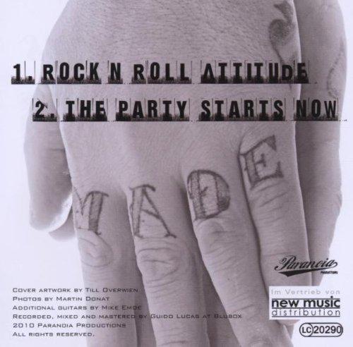Bild 2: Dan Dryers, Rock n roll attitude (2010; 2 tracks)