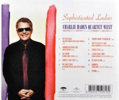 Bild 3: Charlie Haden-Quartet West, Sophisticated ladies (2010)