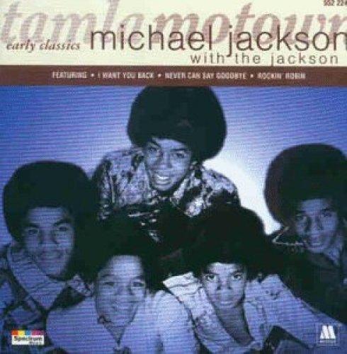 Фото 1: Michael Jackson, Early classics (18 tracks, 1969-73/96, & Jackson 5)