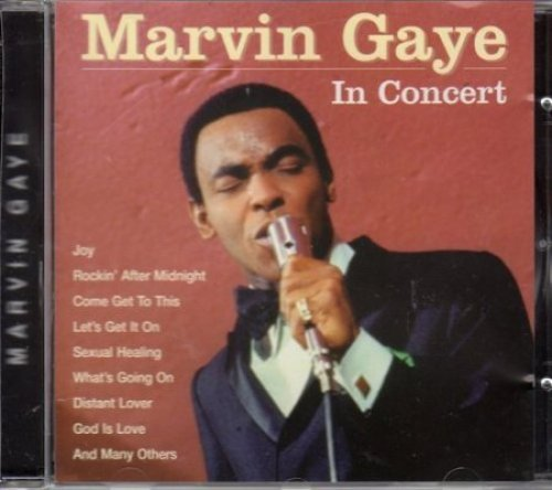 Bild 1: Marvin Gaye, In concert (11 tracks, Selected Sound)