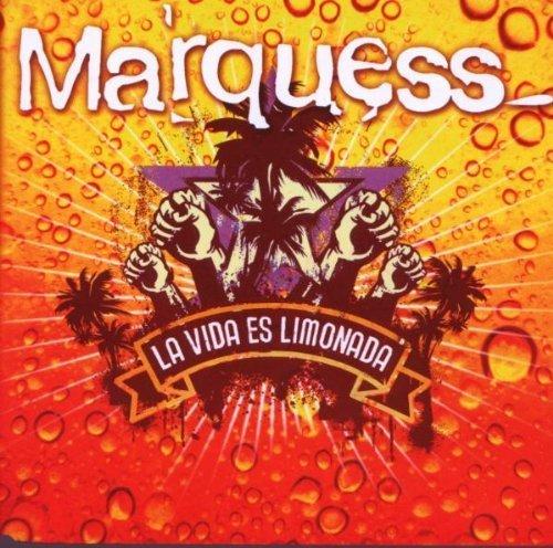 Bild 1: Marquess, La vida es limonada (2008; 2 tracks)