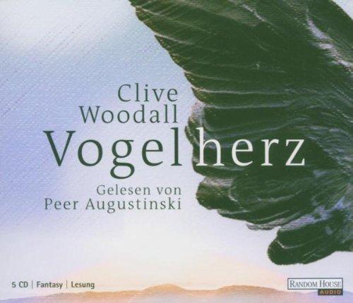 Bild 2: Clive Woodall, Vogelherz (2005, Leser: Peer Augustinski)