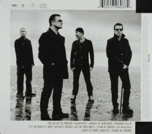 Bild 3: U2, No line on the horizon (2009)