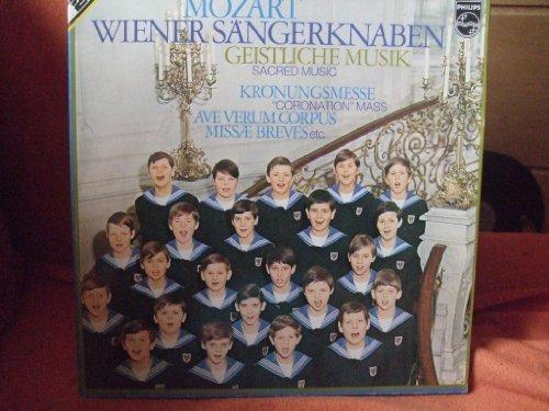 Image 1: Wiener Sängerknaben, Mozart-Geistliche Musik