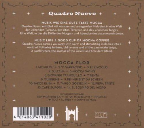 Bild 2: Quadro Nuevo, Mocca flor (2004, digi)