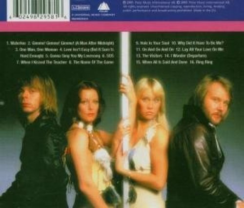 Фото 1: Abba, Classic-The Universal masters collection (2005)