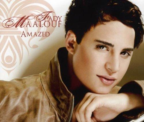 Bild 1: Fady Maalouf, Amazed (2008; 2 tracks)