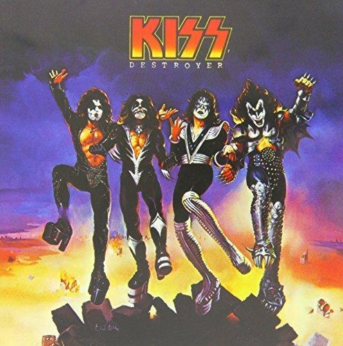 Bild 1: Kiss, Destroyer (1976/97)