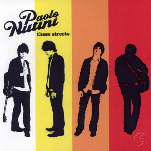 Bild 1: Paolo Nutini, These streets (2006)