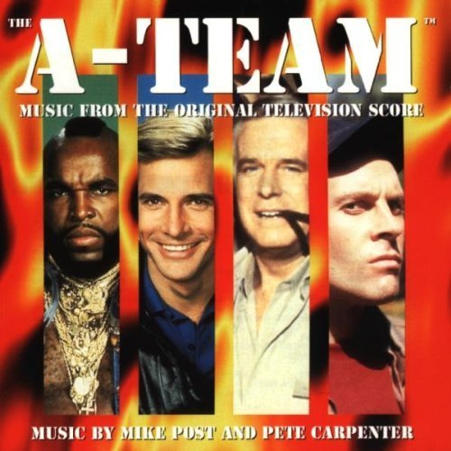 Bild 1: A-Team (TV Score), Mike Post, Pete Carpenter