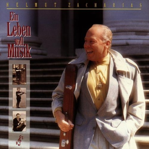 Bild 1: Helmut Zacharias, Ein Leben voll Musik (1989)