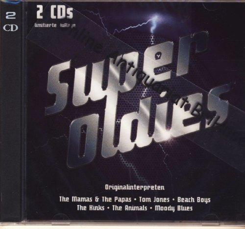 Bild 1: Super Oldies (30 tracks), Mamas & Papas, Archies, Troggs, Jimi Hendrix, Roy Orbison, Animals...