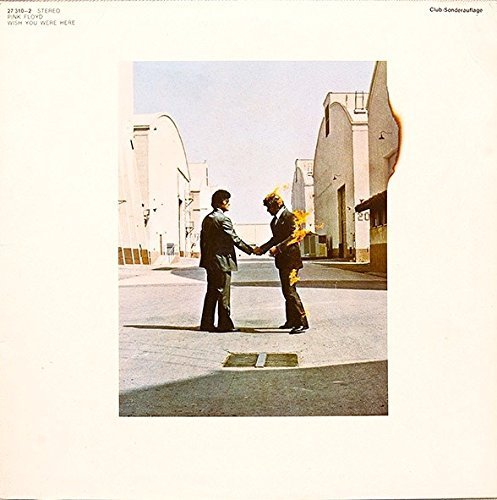 Bild 1: Pink Floyd, Wish you were here (1975, club, #27310-2)