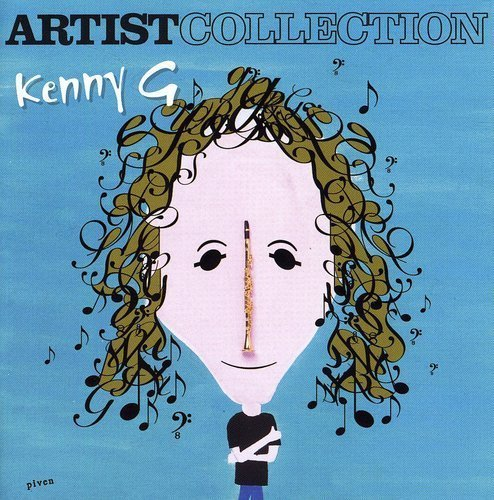 Bild 1: Kenny G, Artist collection (2004)