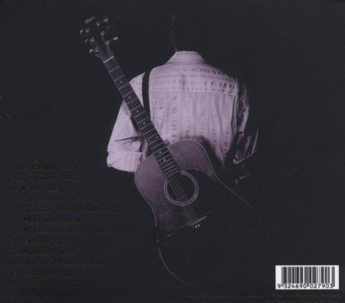 Bild 2: Geoffrey Gurrumul Yunupingu, Gurrumul (2009)