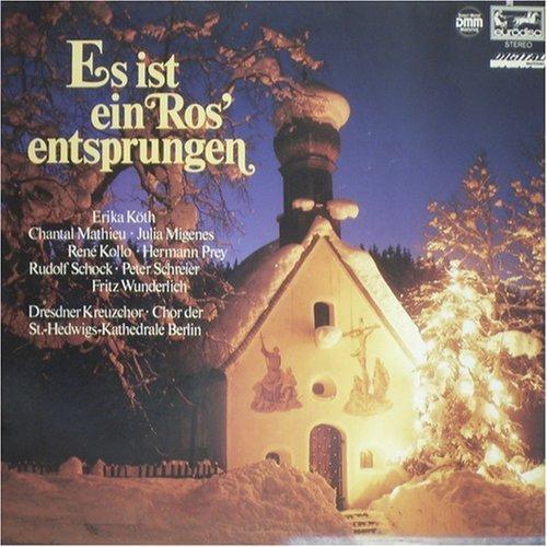 Image 1: Es ist ein Ros' entsprungen, Erika Köth, Chantal Mathieu, Julia Migenes, Rudolf Schock, Fritz Wunderlich...