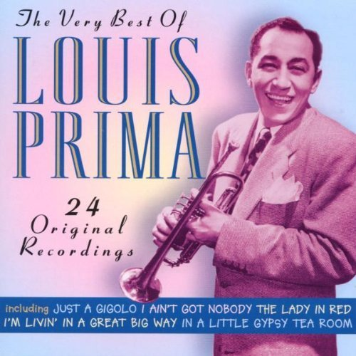 Фото 1: Louis Prima, Very best of (1999)