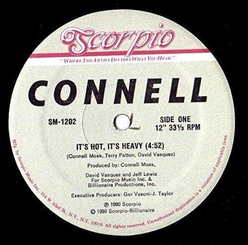 Bild 2: Connell, It's hot, it's heavy (1990)