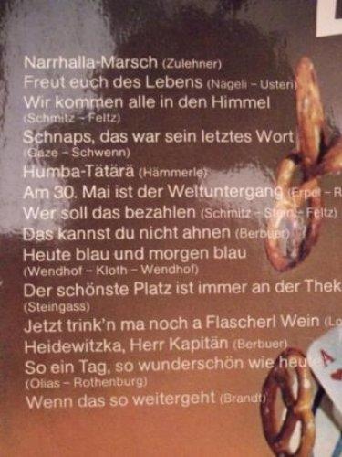 Bild 3: Friedel Wende (Orch.), Wir machen durch bis morgen früh (& Narhalla-Blasorch. & Chor)