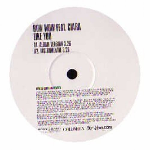 Bild 1: Bow Wow, Like you (2005, 5 tracks)