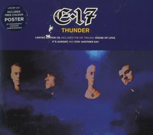 Bild 1: E.17, Thunder (1995, ltd. edition)