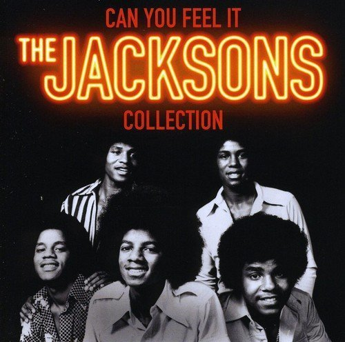 Bild 1: Jacksons, Can you feel it-Collection (14 tracks, 2009)