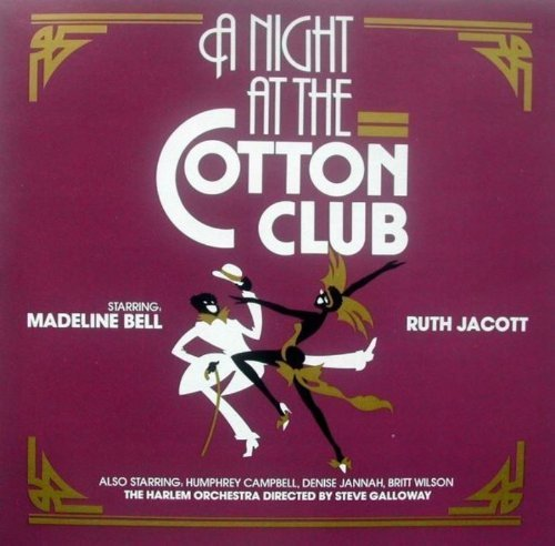 Bild 1: A Night at the Cotton Club (1989), Millie Gibson, Dinah Andrews..